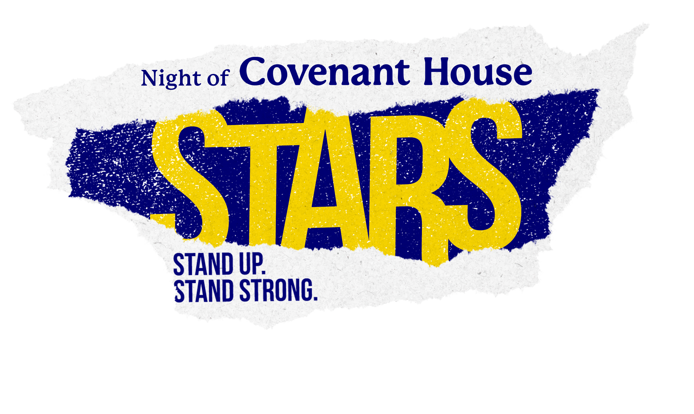 Night of Covenant House Stars logo